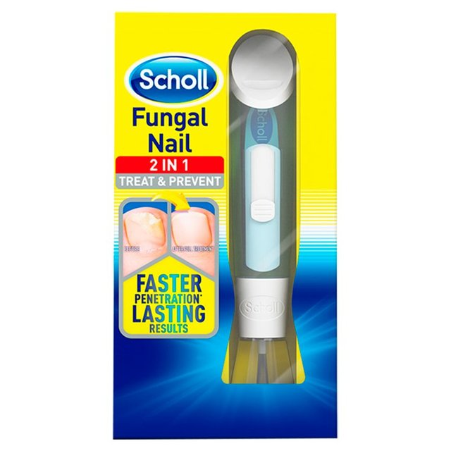 Morrisons: Scholl Fungal Nail Treatment (Product Information)