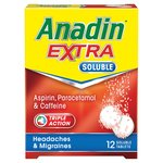 Anadin Extra Soluble Tablets