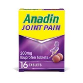 Anadin Joint Pain Tablets 200mg