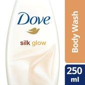 Dove Silk Body Wash at Morrisons