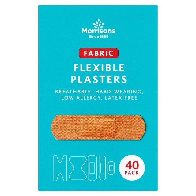 Morrisons Fabric Plasters