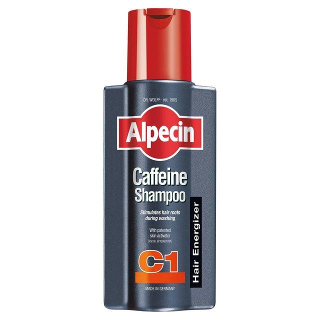 Morrisons Alpecin Caffeine Shampoo 250ml Product Information