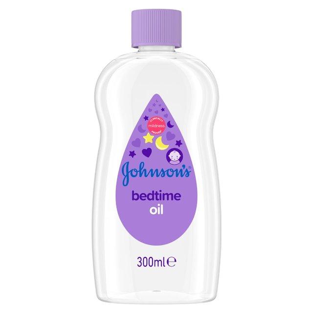 Morrisons Johnson S Baby Lavender Bedtime Oil 300ml