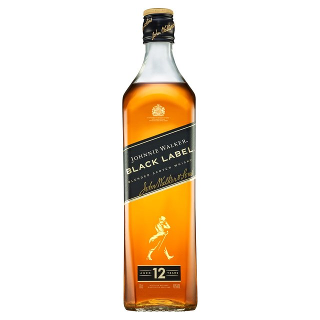 Johnnie Walker Black Label Whisky