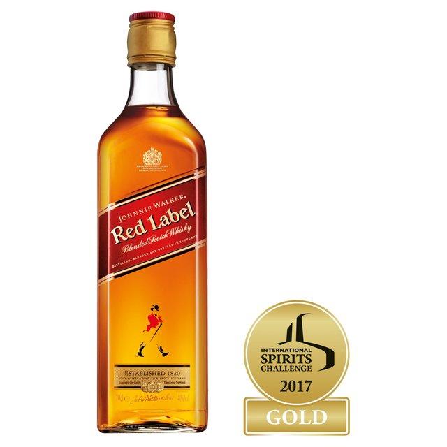 MORRISONS > Drinks > Johnnie Walker Red Whisky