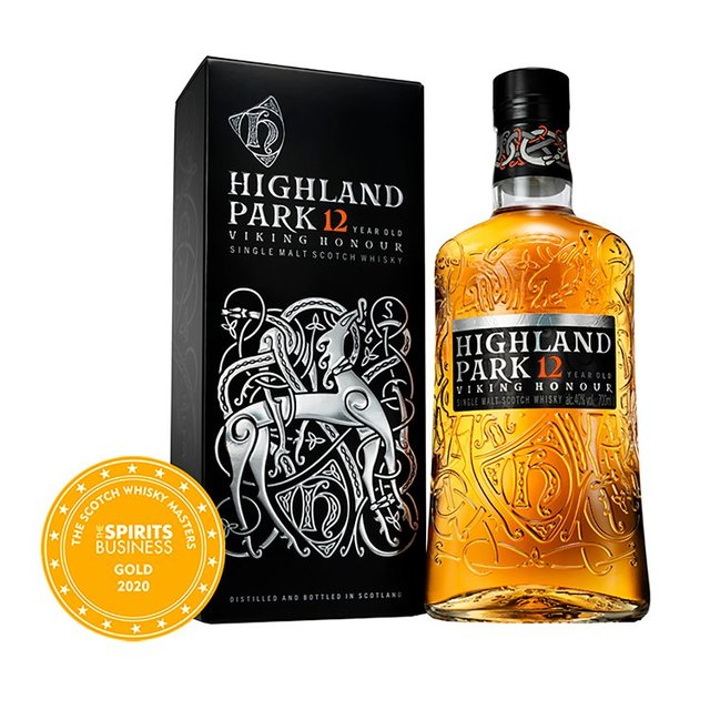 Highland Park 12 Year Old Whisky