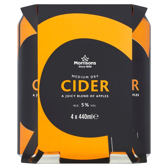 cider deals morrisons