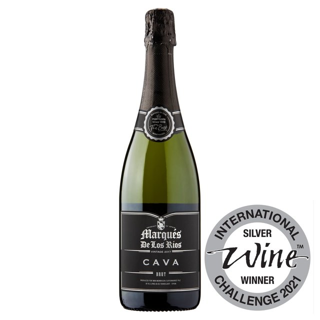 Morrisons The Best Vintage Cava Brut. Delivered Chilled