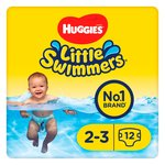 Huggies Little Swimmers Size 2-3 3-8kg