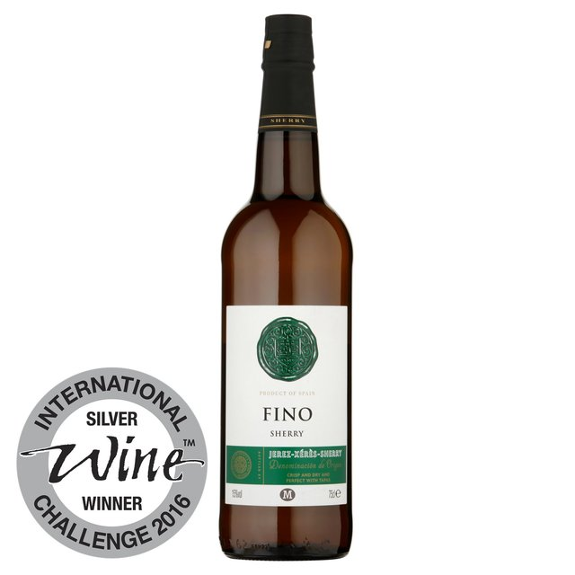 Morrisons Fino Sherry