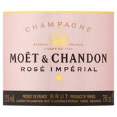 Moet Rose Champagne NV Gift Box