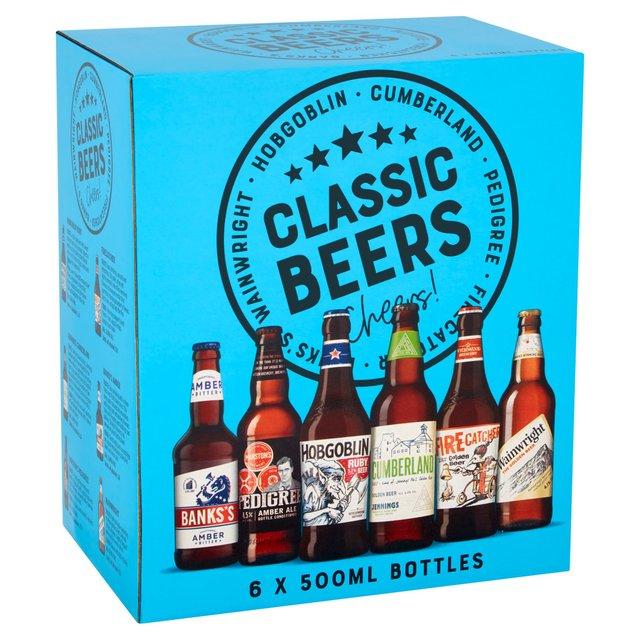 Classic Ales Bottles