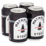 Mackeson Stout Beer Cans