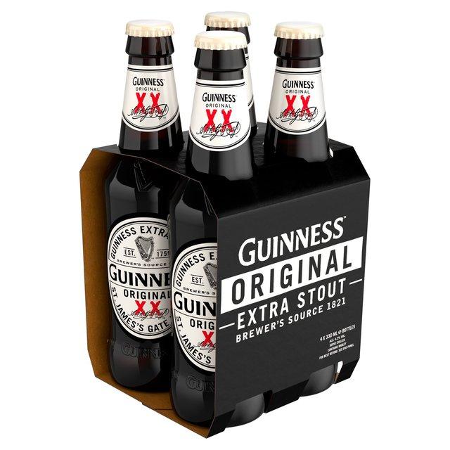 Guinness Original Bottles