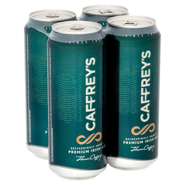 Caffrey's Cans