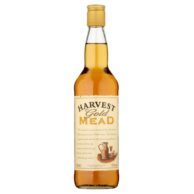 Harvest Gold Mead