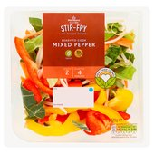 Morrisons Mixed Pepper Stir Fry