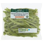 Morrisons Traditionally Sliced Runner Beans