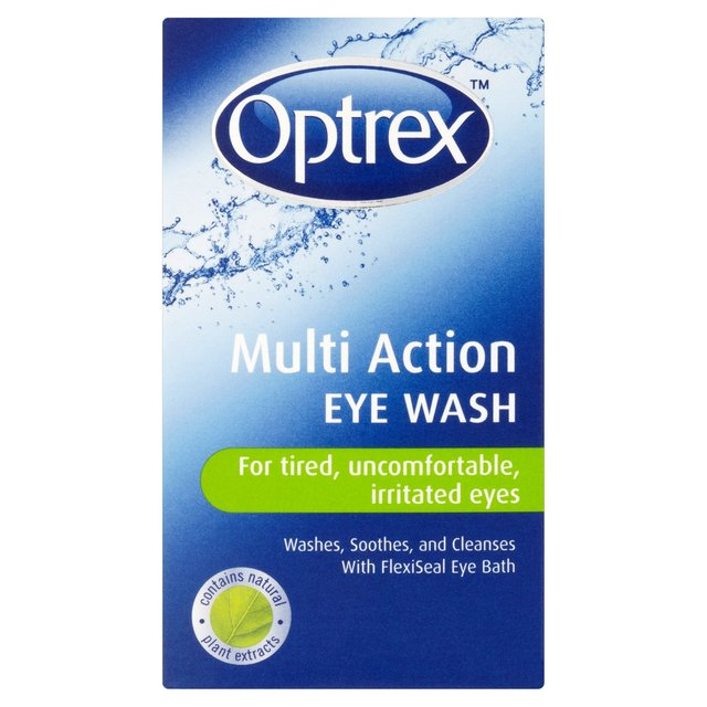 Optrex Multi-Action Eye Wash