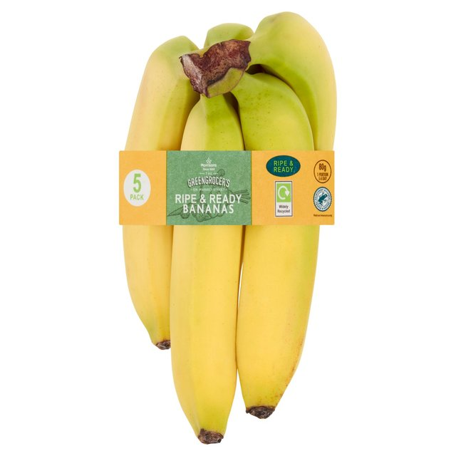 Morrisons Bananas