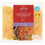 Morrisons Singapore Rice Noodles