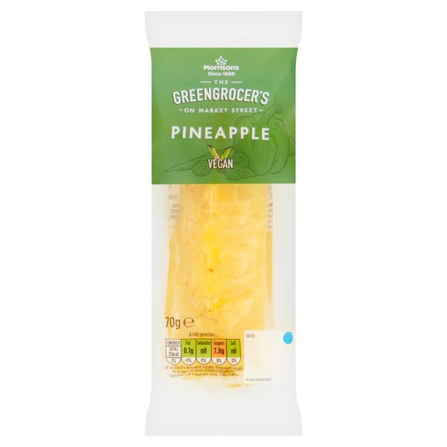 Morrisons Pineapple Snack Bag