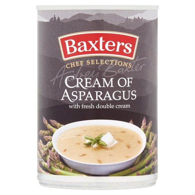 Baxters Luxury Cream of Asparagus with Fresh Double Cream
