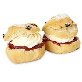 Morrisons Fresh Cream Fruited Scones
