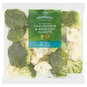 Morrisons Broccoli & Cauliflower Florets