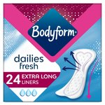 Bodyform Extra Long Panty Liners