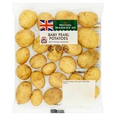 Morrisons Baby Pearl Potatoes