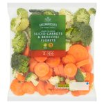 Morrisons Sliced Carrot and Broccoli Florets