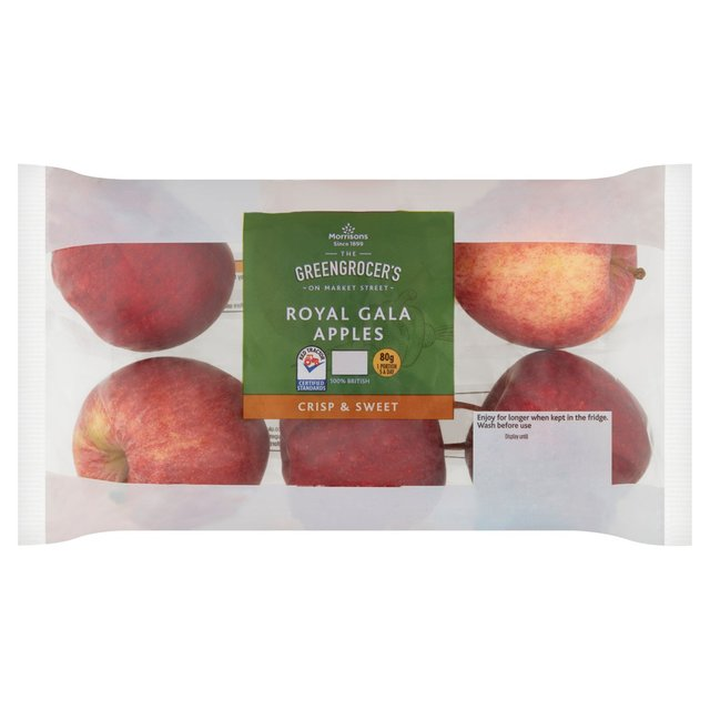 Morrisons Royal Gala Apples