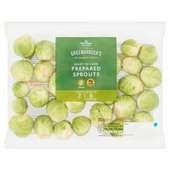 Morrisons Prepared Sprouts