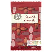 Morrisons Smoked Almonds