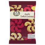 M Jumbo Salted Cashews