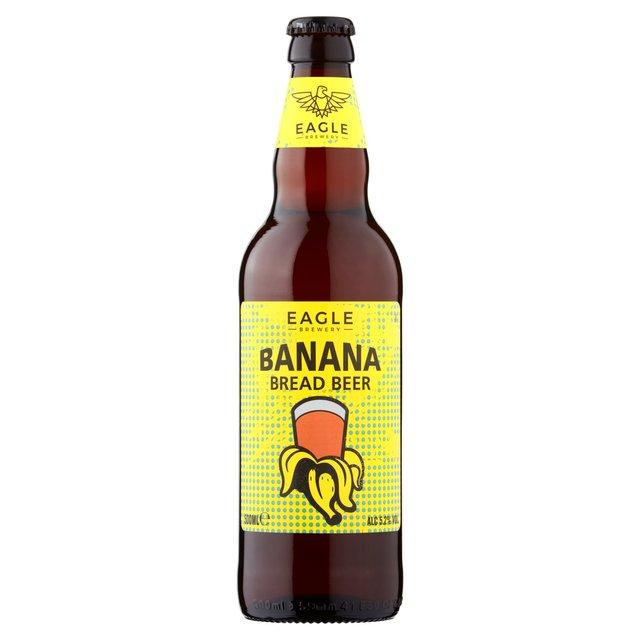Well's Banana Bread Beer Bottle