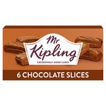 Mr Kipling Chocolate Slices