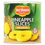 Del Monte Sliced Pineapple in Juice (432g)