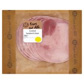 Morrisons Deli Cooked Sandwich Ham Slices