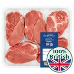 Morrisons British Pork Shoulder Steaks