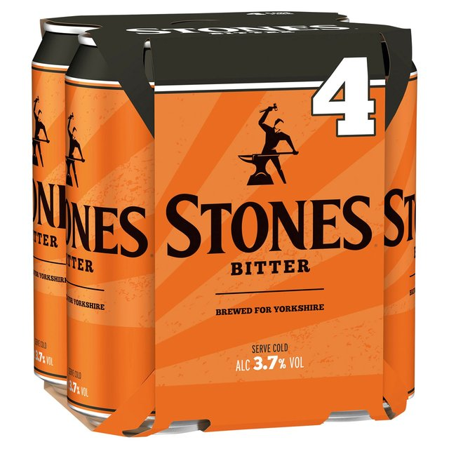 Stones Bitter Cans