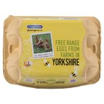 Yorkshire Bee Friendly Free Range Large