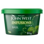John West Tuna & Basil Infusions