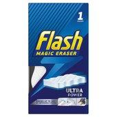 Flash Magic Eraser Extra Power Cleaner