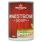 Morrisons Minestrone Soup