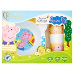 Peppa Pig Meal Time Set & Egg