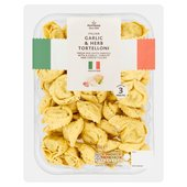 Morrisons Garlic & Herb Tortelloni