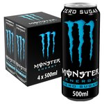 Monster Absolute Zero