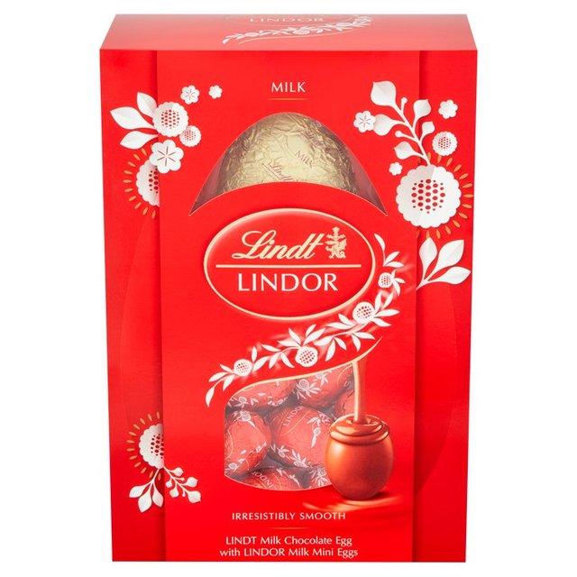 Lindt Lindor Easter Egg   Morrisons